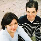 Ben and Mena Trott