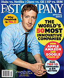 Fast Company - March 2010 Cover