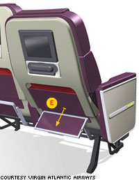 Premium Economy Seat