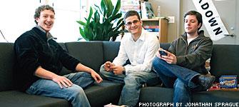 Юный предприниматель отказался от миллиарда долларов   Управление компанией