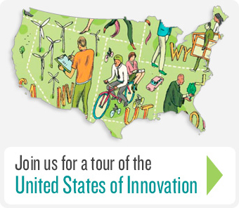 Join us for a tour of the United States of Innovation