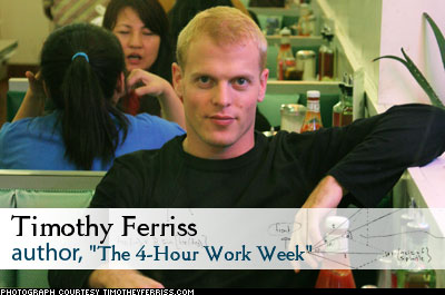 Timothy Ferris Author Of The Four Hour Work Week