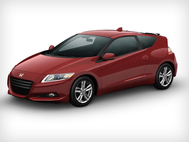 Honda CR-Z hybrid