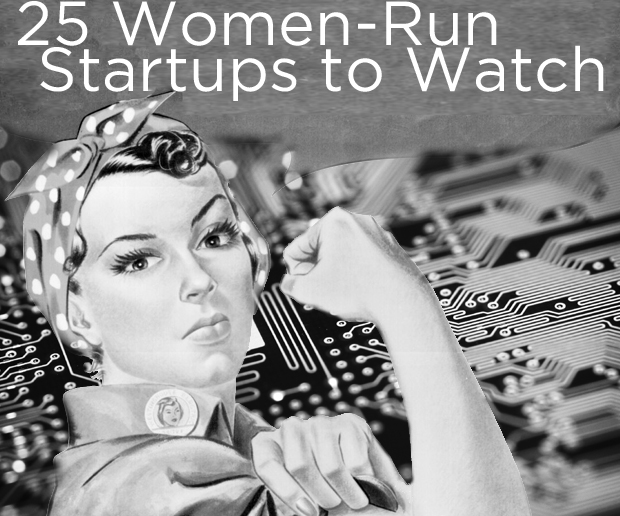 1 25 women start ups But, if we don't watch Sunday's BIG BROTHER (that definitive BB post is ...