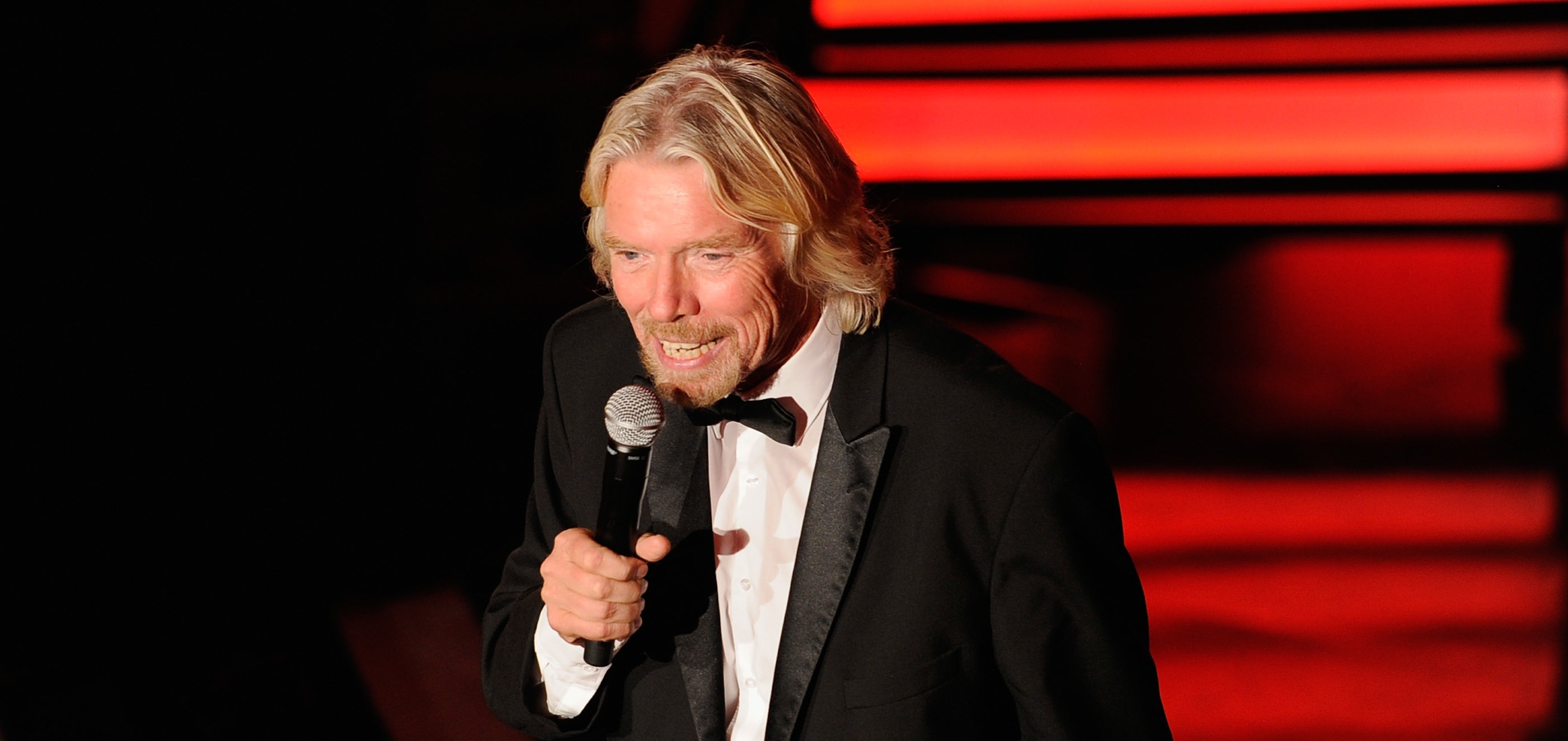 Richard Branson: Screw Business As Usual, And Make Your (Huge Piles Of) Money By Doing Good