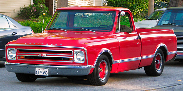 The 1967 C/K