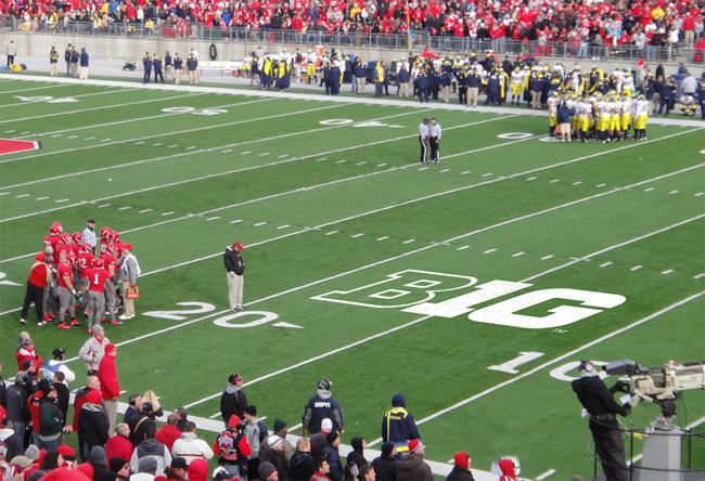 On Field