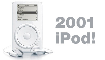 iPod 2001 by FastCompany