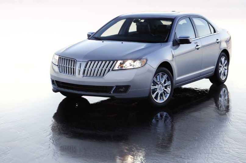 17 Lincoln MKZ Chrome Clad Wheels Tires Rims