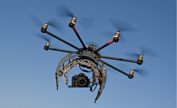 Unmanned Drones Go From Afghanistan To Hollywood
