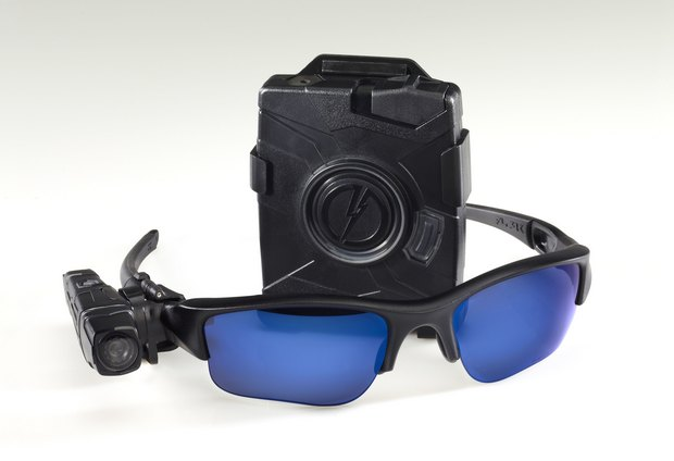 Smile, You're on (Digital) Camera: TASER's New Police Minicam and the Cloud