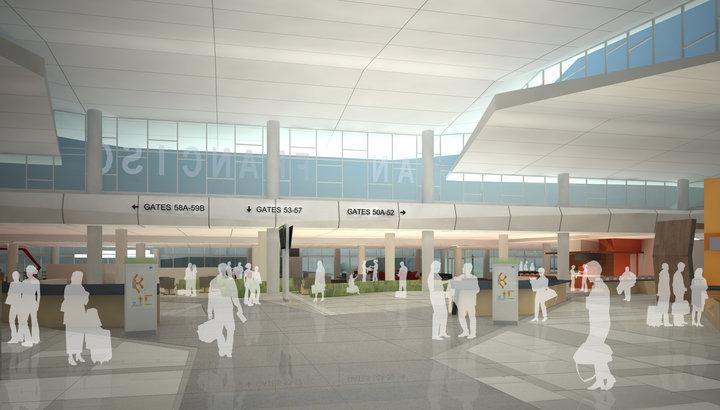SFO terminal