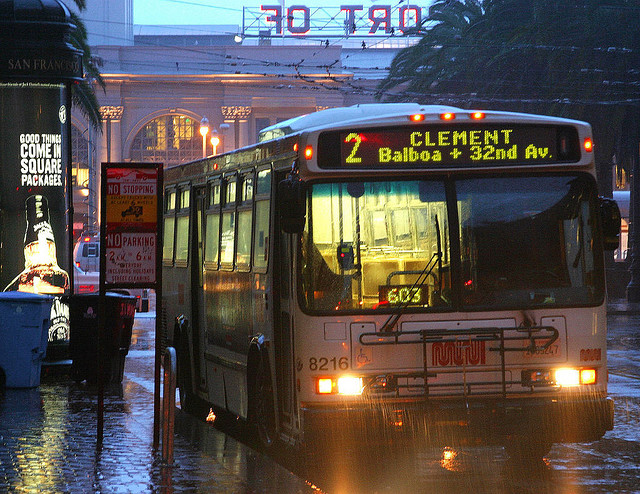 How Open Data Could Make San Francisco Public Transportation Better