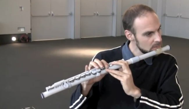 Want a Flute or a Crazy, One-Off Trumpet? Print One Out
