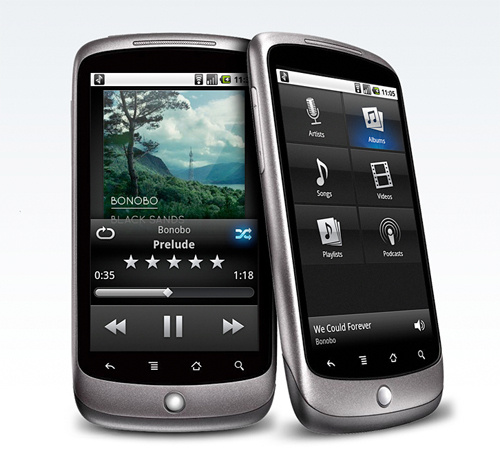 Android DoubleTwist