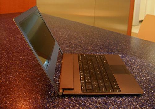 Canoe Lake laptop