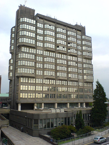 Aylesbury County Hall