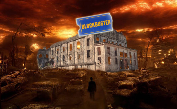 Blockbuster's largest shareholder calls Blockbuster worst ...