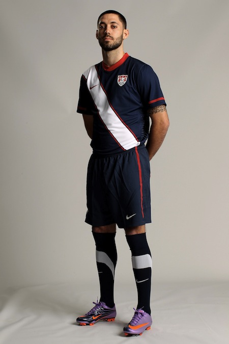 US mens soccer uniformss