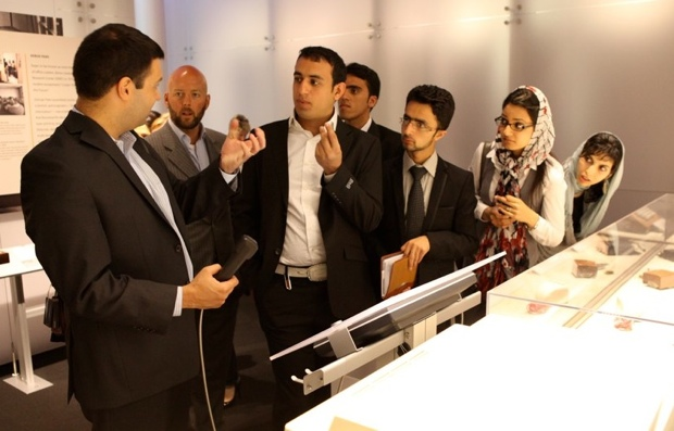 Afghan entrepreneurs