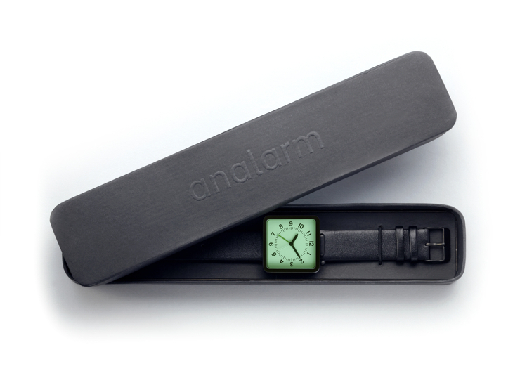 LARK Silent Alarm Clock Will Wake You Up Without ...