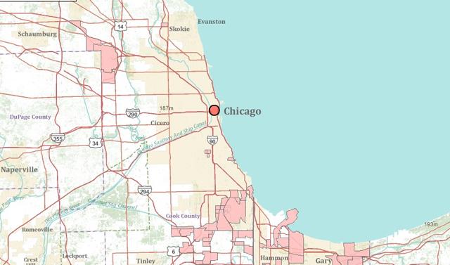 Chicago-Desert
