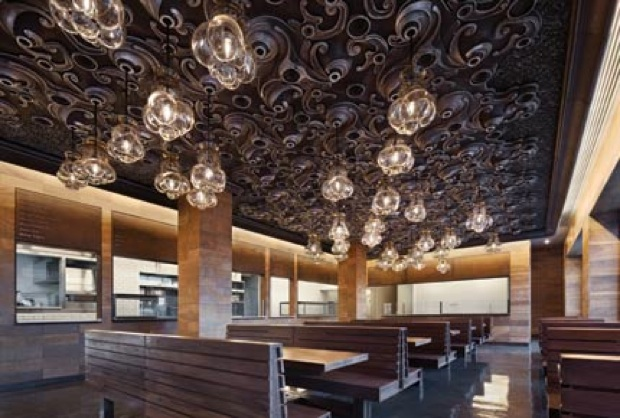 James beard foundation lauds restaurant designers for
