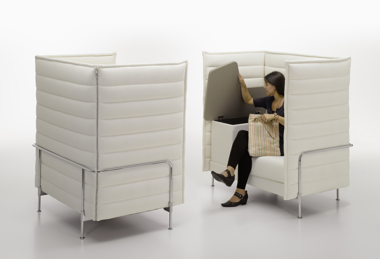 Vitra S New Office Furniture Blurs Line Between Work And
