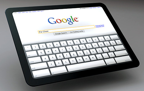 Google tablet