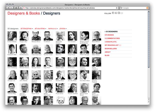 Designer-Books