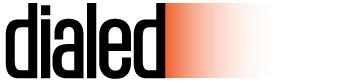 dialed logo