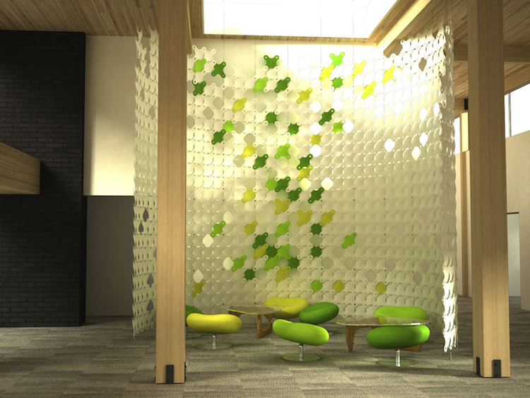 stunning lego like tiles let you create new rooms in a