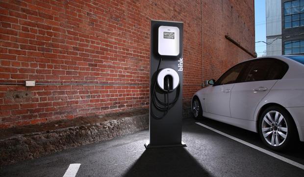 Blink EV charger