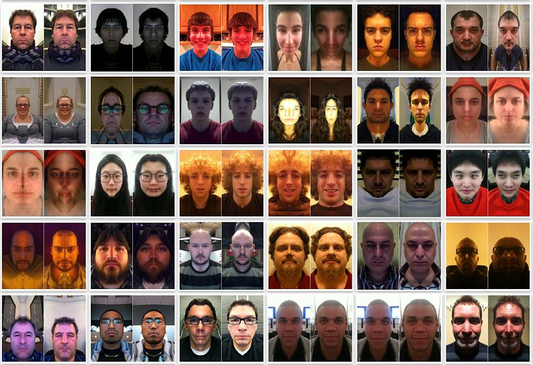 Crazy App  Which Side Of Your Face Is Better Looking