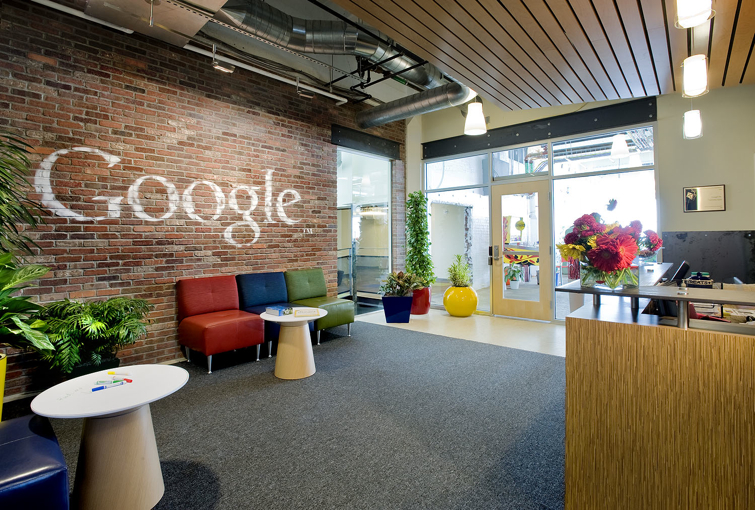 Google Unveils Not Evil Office In Pittsburgh CoDesign