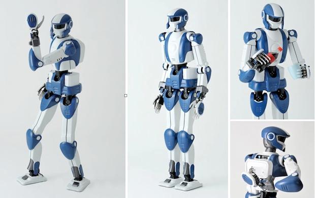 Robot HRP4
