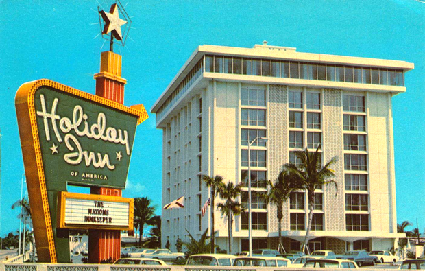 Why The Old Holiday Inn Signage Should Stay With Us Fast