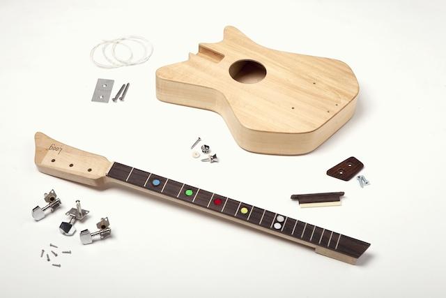 loog a modular kid 39 s guitar they make themselves co design business design. Black Bedroom Furniture Sets. Home Design Ideas