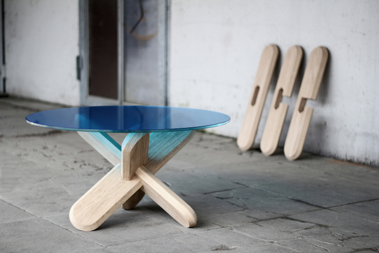 JOIN A Table Inspired By An Ancient Japanese Puzzle Co