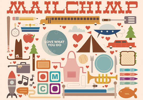 MailChimp Love What You Do