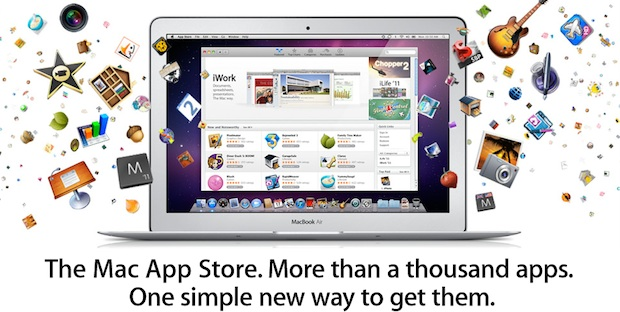 Mac App Store