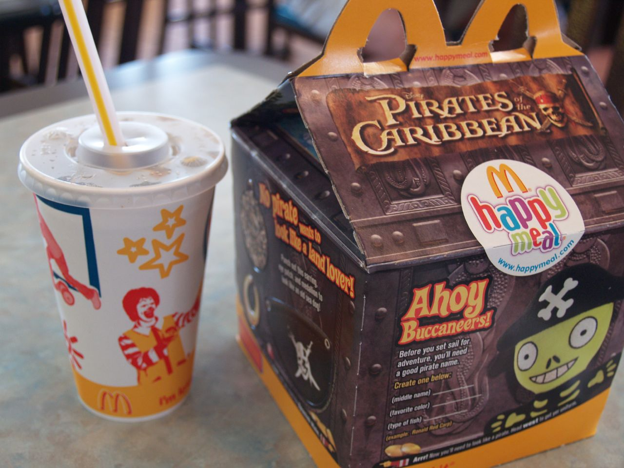 No More McDonald39;s Happy Meals For San Francisco Kids  Fast Company