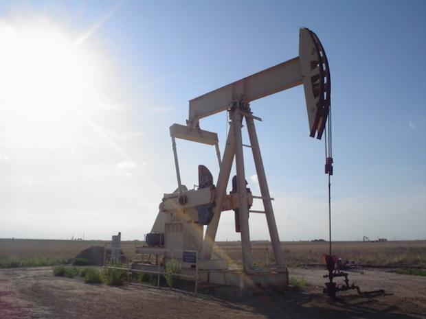 oil jack rig