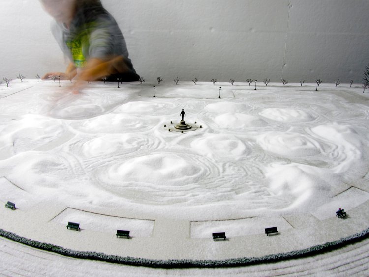 Buffalo Professor To Turn Snow Into a Colossal Work of Art