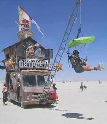 Уроки лидерства от Burning Man