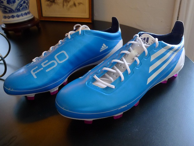 Adidas F50 Adizero shoes