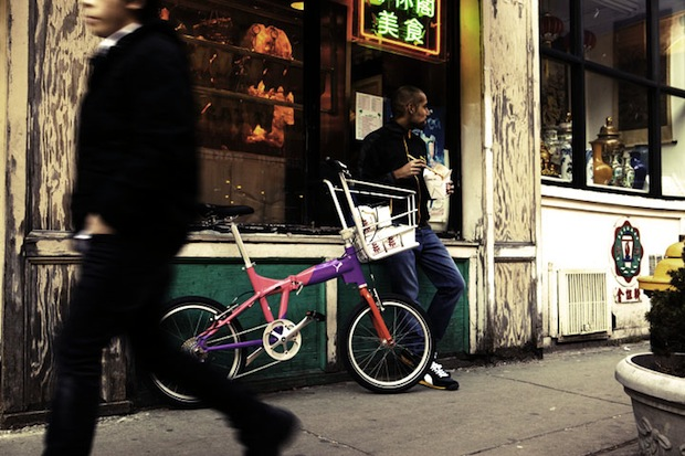 Puma Pico Purple bike