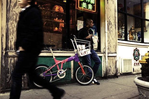 Puma Pico Purple bike