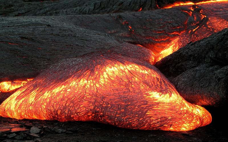 ... country may have a new energy resource: magma, or underground lava
