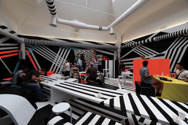 The world s most innovative restaurant interiors co